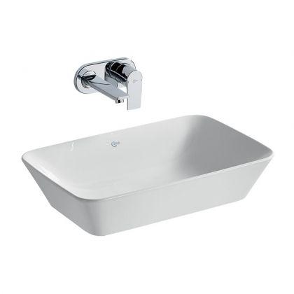 Ideal Standard Vessel Washbasin (Air Cube 60cm) | Commercial Washrooms