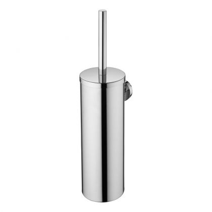 Ideal Standard IOM Toilet Brush Set Wall Mounted