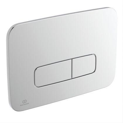 Ideal Standard Oleas M3 mechanical dual flushplate