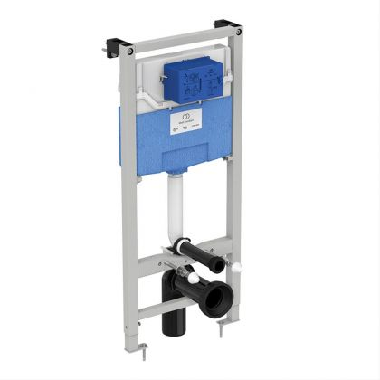 Ideal Standard ProSys 1150mm Free Standing Wall Hung WC Frame with Pneumatic Actuation