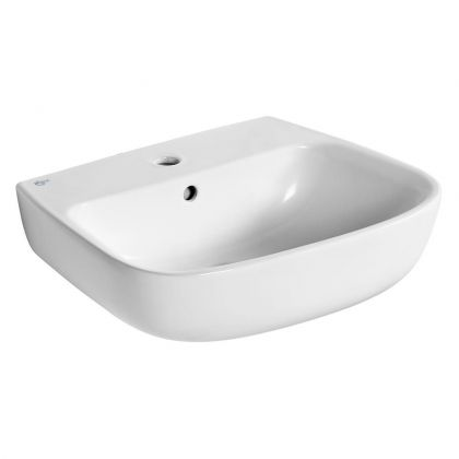 Ideal Standard Studio Echo 55cm Washbasin with 1 Taphole and Overflow   Commercial Washrooms