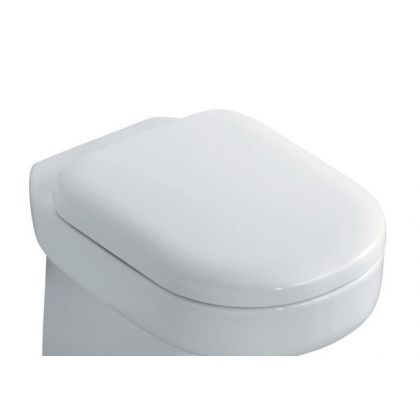 Soft Close Ideal Standard Playa Back to Wall Toilet Seat and Cover