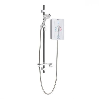 Bristan Joy Care BEAB Care accredited Thermostatic Electric Shower Longer Dial & Kit