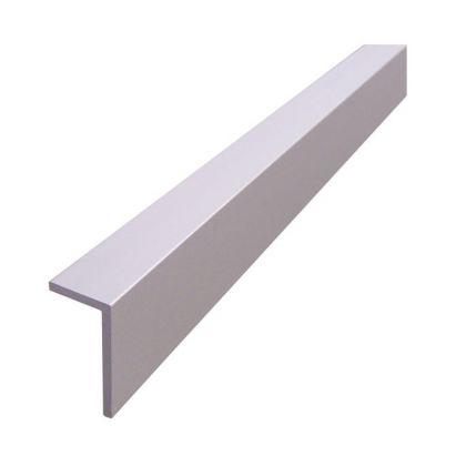 L-Channel Headrail - Aluminium (4m)