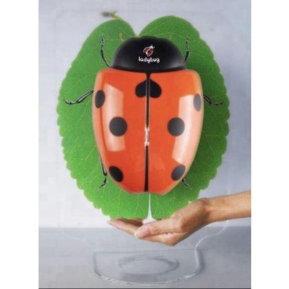 Ladybird Automatic Hand Sanitiser & Soap Dispenser for Children