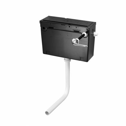 Armitage Shanks Conceala 2 4.5 or 6 Litre Low Level Concealed Cistern with Lever Flush | Commercial Washrooms