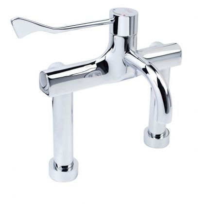 Inta HTM64 Thermostatic Sequential Deck Mounted Mixer Tap
