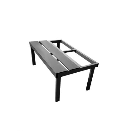 Locker Support Changing Room Bench Seat with SGL Slats