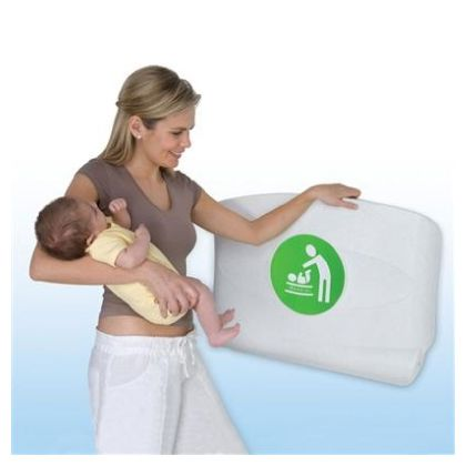 Magrini Horizontal Baby Changer - Oatmeal