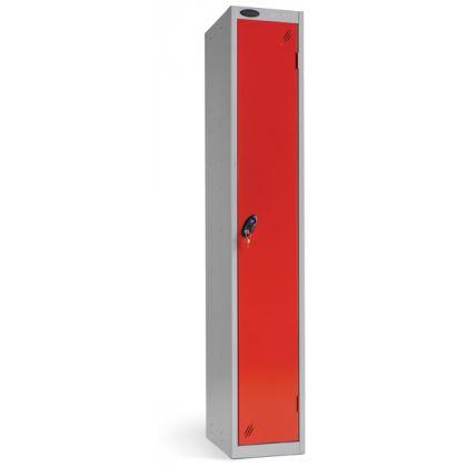 3 Door Solid Grade Laminate Lockers (Plant on Doors) 1 (2000-3D)