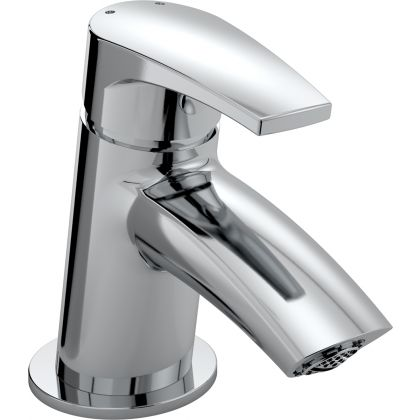 Bristan Orta Small Basin Mixer Without Waste | Commercial Washrooms
