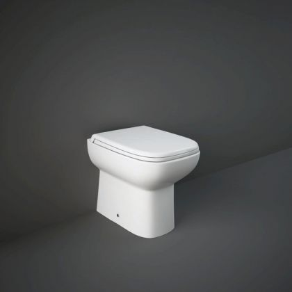 RAK Origin Back To Wall Toilet With Soft Close Seat