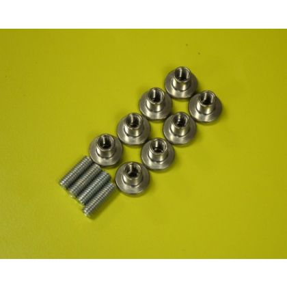 Brass T-Nut Assembly Pack
