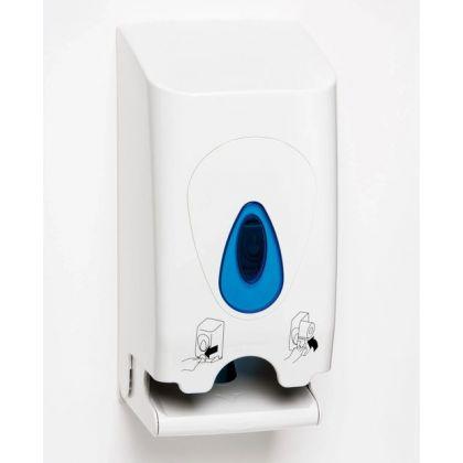 Modular Double Toilet Roll Dispenser | Commercial Washrooms