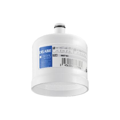 Delabie Non-Sterile Anti-bacterial BIOFIL Cartridge P Filter with Rain Effect Spray (Pack of 10)