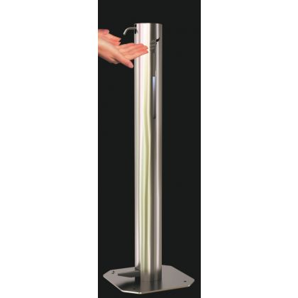 Pedal Operated Refillable Freestanding Hand Sanitising Stand (1L)