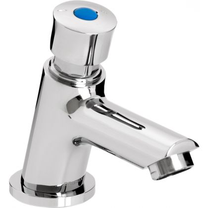 Bristan Single Luxury Soft Touch Timed Flow Basin Tap