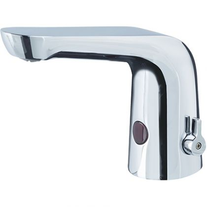 IRBS4-CP: Infrared Automatic Temperature Control Swan Basin Tap | Bristan | Commercial Washrrooms