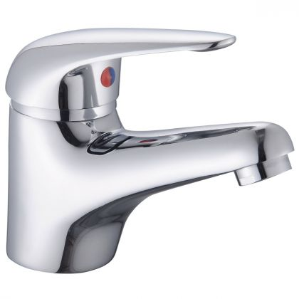 RAK Basic Lever Operated Mixer Tap | Commercial Washrooms