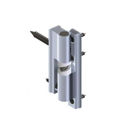 Rise and Fall Toilet Cubicle Hinge (Pair)