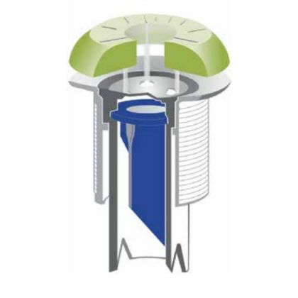 Armitage Shanks Aquanil Replacement Waterless Urinal Cartridge