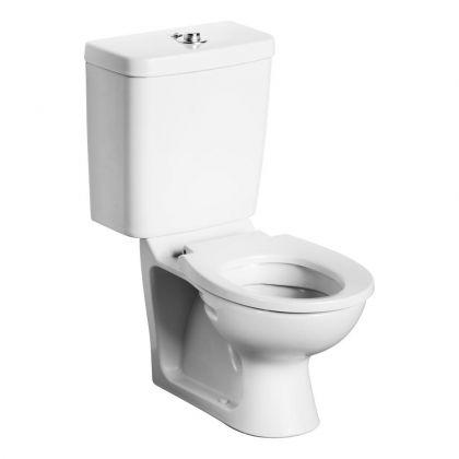Armitage Shanks Contour 21 Schools 305mm high Close Coupled Toilet White Seat