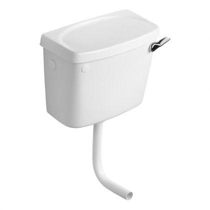 Armitage Shanks Sandringham 21 Magnia Low Level Ceramic Cistern (Lever Flush)