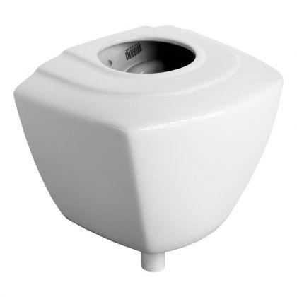 4.5L Armitage Shanks Mura Ceramic Exposed Auto Urinal Cistern
