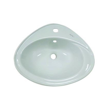 Blanc Inset Counter Top Basin 500mm & 560mm
