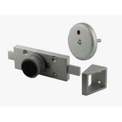 Large Quick Release Cubicle Door Lock