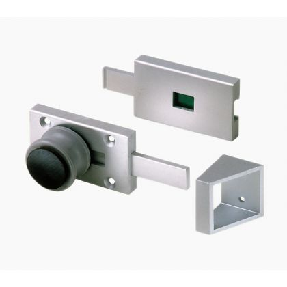 Easy Grip Toilet Cubicle Door Lock