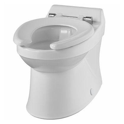 Twyford Sola School Back to Wall Rimless Toilet (300mm high)