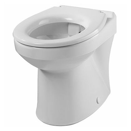 Twyford Sola Rimless 400 Back to Wall Toilet