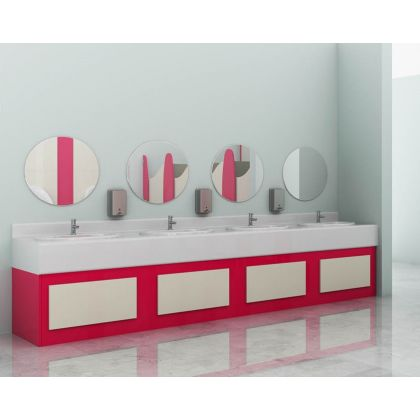Story Time Vanity Unit for Schools, Inset