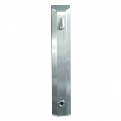 DVS Standard Shower Panel with Sensor Control and High Security Head