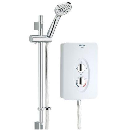 Bristan Smile White Electric Shower