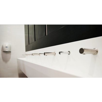 Solid Surface Wash Trough for Wall Mounted Taps (SST600)