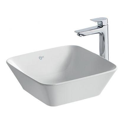 Ideal Standard Vessel Washbasin (Air Cube 40cm)