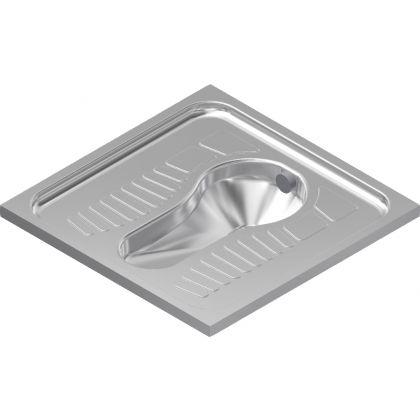 Franke Slip Resistant Squat Pan | Commercial Washrooms