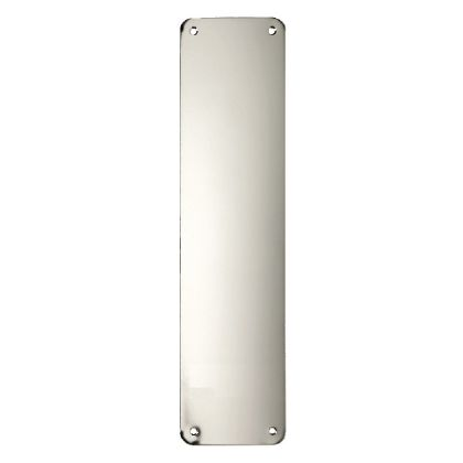 Stainless Steel Door Push Plate