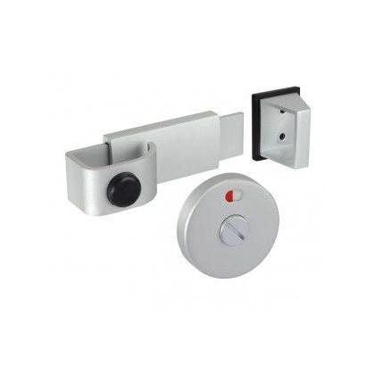 Loop Handle Sliding Indicator Bolt   Commercial Washrooms