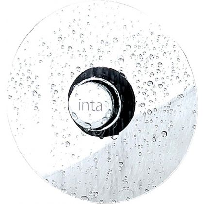 Inta Push Button Concealed Shower Control with Adjustable Timed Flow