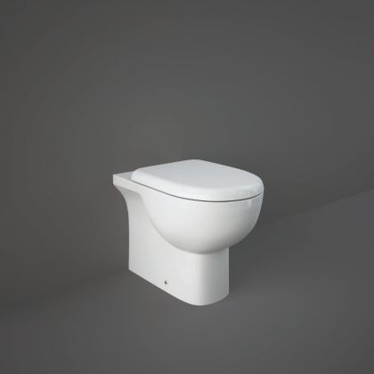 RAK-Tonique Back to Wall Toilet with Soft Close Seat