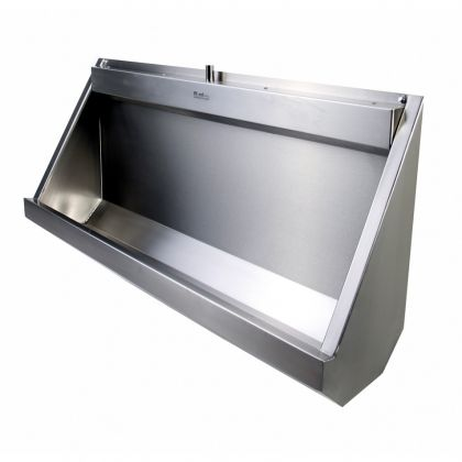 Pland Fife Trough Urinal 2400mm Including Outlet