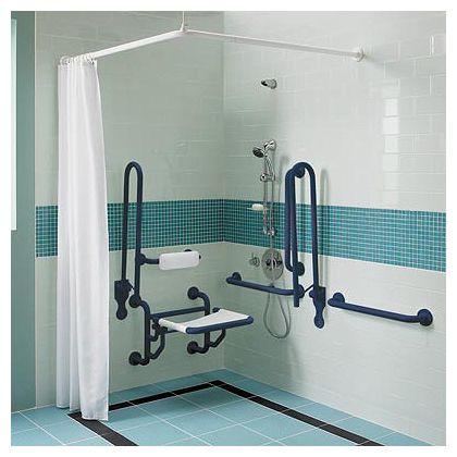 Twyford Doc-M shower pack