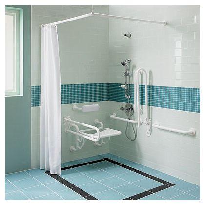 Twyford Doc-M shower Pack - White