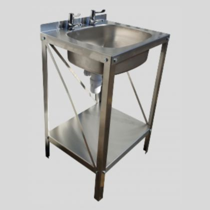 Emergency External Hand Wash Station   Commercial Washrooms