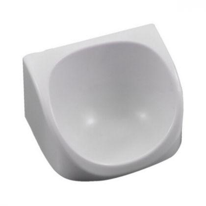 White Sanitiser & Liquid Soap Drip Tray