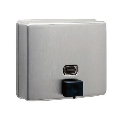 Bobrick Heavy-Duty Surface-Mounted Soap Dispenser | Commercial Washrooms
