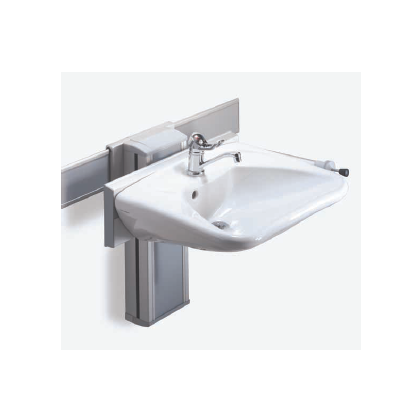 Value Dual Access Support Toilet, Shower and Changing Room Doc-M Pack